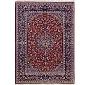 Link to 9' x 12' 6 Isfahan Persian Rug