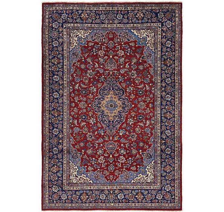 9' 2 x 13' 5 Isfahan Persian Rug