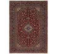 Link to 8' 10 x 12' Kashan Persian Rug