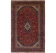 Link to 9' 9 x 15' 5 Kashan Persian Rug