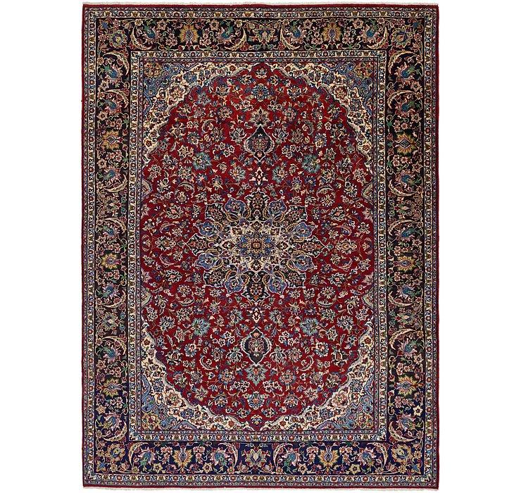 9' 3 x 12' 10 Isfahan Persian Rug