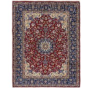 Link to 9' 10 x 12' 5 Isfahan Persian Rug