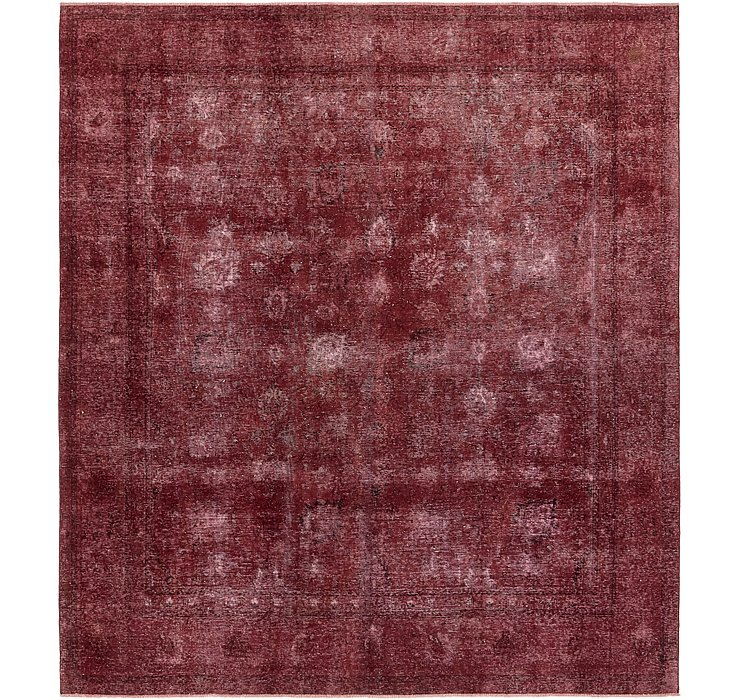 9' 7 x 10' 9 Ultra Vintage Persian Rug