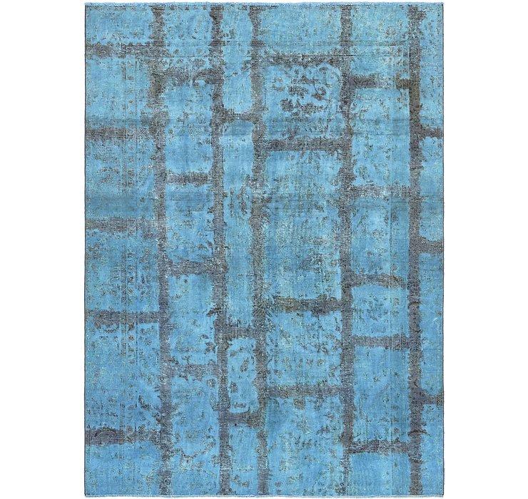 6' 3 x 8' 8 Ultra Vintage Persian Rug