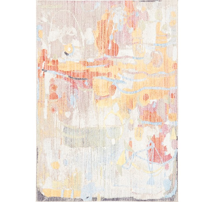 Jill Zarin 5' 3 x 7' 6 Downtown Collection Rug