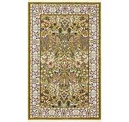 Link to 5' x 8' Tabriz Design Rug