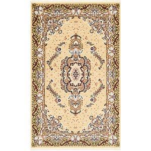 152cm x 250cm Tabriz Design Rug