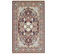 Link to Unique Loom 5' x 8' 2 Tabriz Design Rug