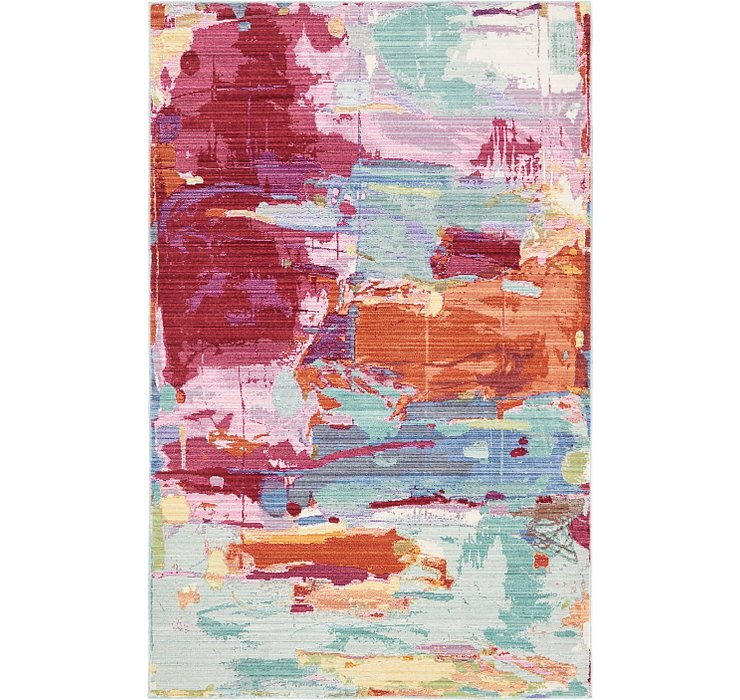 Jill Zarin 5' x 7' 10 Downtown Collection Rug