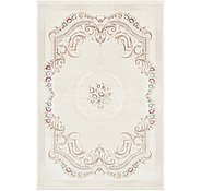 Link to 6' 7 x 9' 9 Classic Aubusson Rug