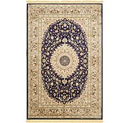 Link to 6' 3 x 9' 9 Tabriz Design Rug