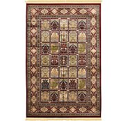 Link to 6' 3 x 9' 8 Tabriz Design Rug