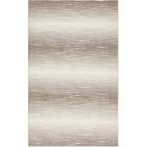 Unique Loom 5' x 8' Uptown Collection by Ji...