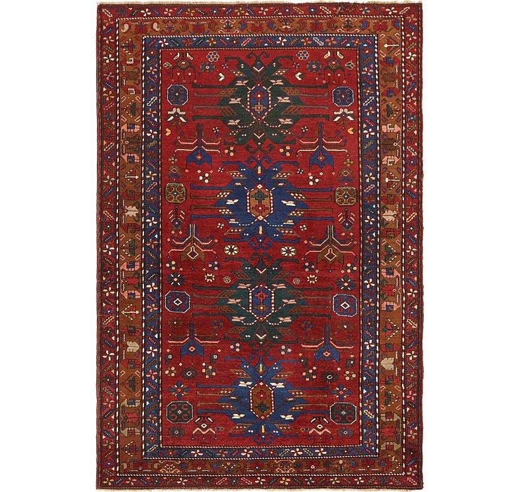170cm x 262cm Kazak Oriental Rug