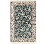 Link to 5' x 8' 4 Nain Persian Rug