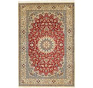 Link to 6' 10 x 10' 2 Nain Persian Rug