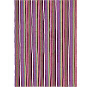 Link to 6' 3 x 8' 8 Kilim Fars Rug