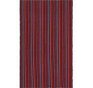 Link to 5' 7 x 9' 4 Kilim Fars Rug