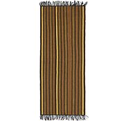 Link to 2' 6 x 6' Kilim Fars Runner Rug