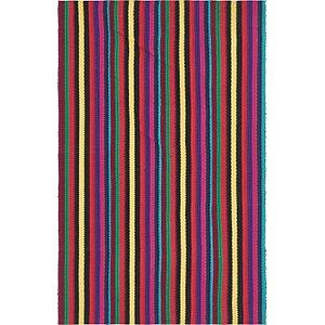 5' 9 x 8' 10 Kilim Fars Rug