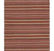 Link to 5' 7 x 6' 5 Kilim Fars Square Rug