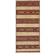 Link to 5' 10 x 12' 7 Kilim Fars Runner Rug