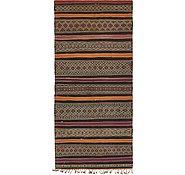 Link to 5' 2 x 8' Kilim Fars Rug