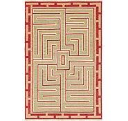 Link to 5' 10 x 8' 10 Sumak Oriental Rug