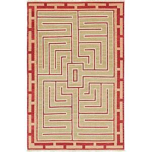 178cm x 270cm Sumak Oriental Rug