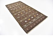 Link to 4' 3 x 8' 8 Kilim Fars Runner Rug