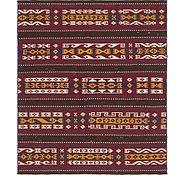 Link to 4' 10 x 5' 6 Kilim Fars Square Rug