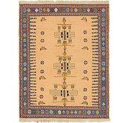 Link to 5' x 6' 9 Kilim Fars Rug