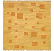Link to 6' 8 x 6' 9 Kilim Fars Square Rug
