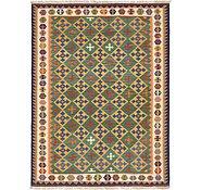Link to 5' 4 x 7' Kilim Fars Rug