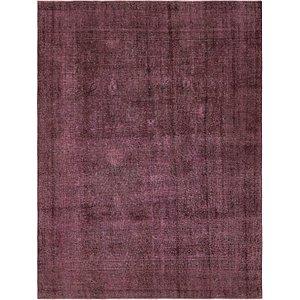 Unique Loom 9' 5 x 12' 10 Ultra Vintage Persian Rug