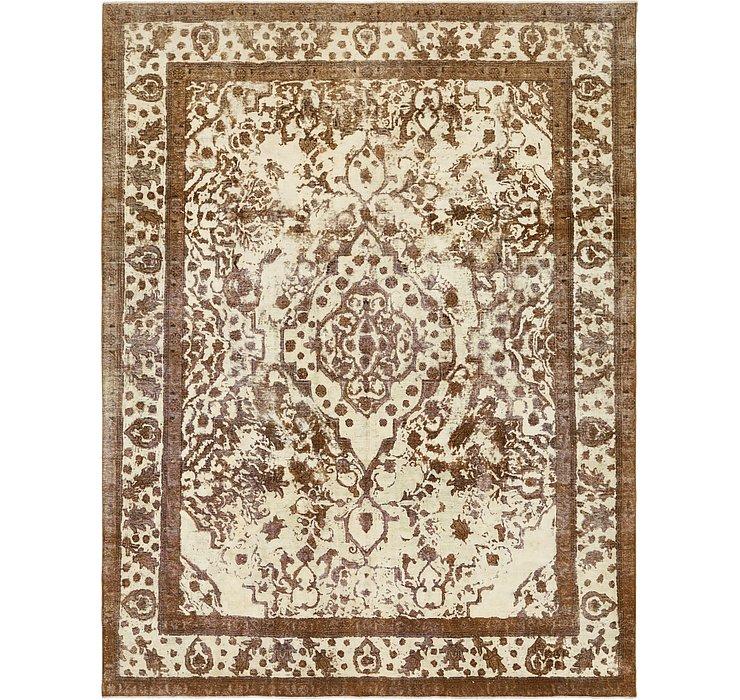 9' 9 x 12' 9 Ultra Vintage Persian Rug