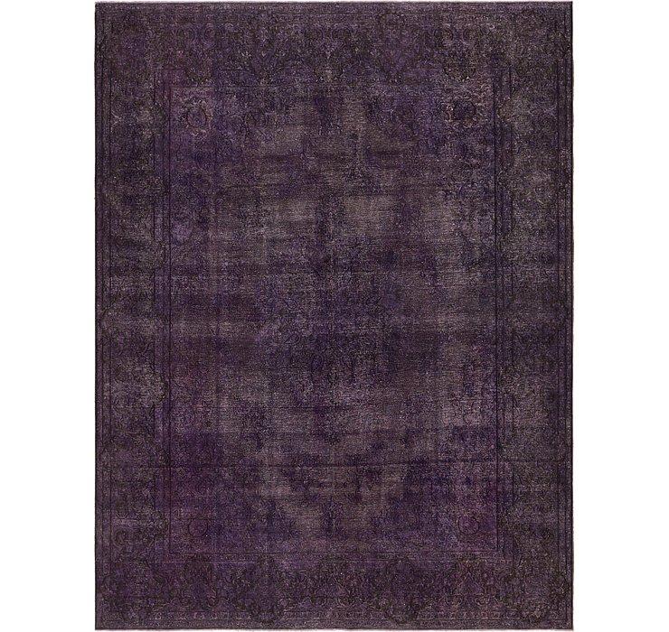 9' 9 x 13' Ultra Vintage Persian Rug