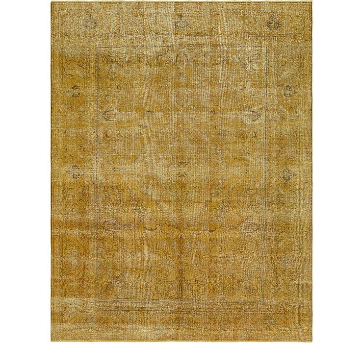 290cm x 373cm Ultra Vintage Persian Rug