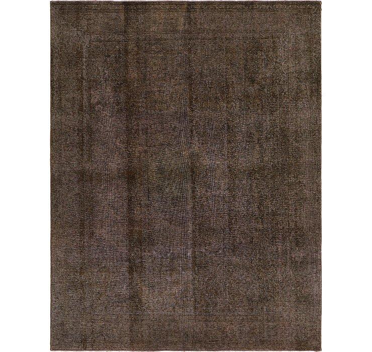 9' 8 x 12' 5 Ultra Vintage Persian Rug