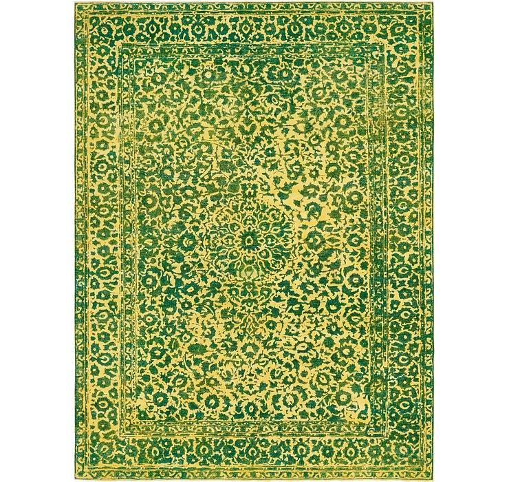 295cm x 390cm Ultra Vintage Persian Rug