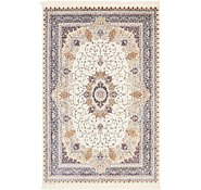 Link to 6' 4 x 9' 10 Tabriz Design Rug