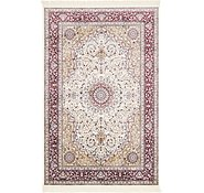 Link to 6' 4 x 9' 9 Tabriz Design Rug