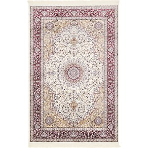 193cm x 297cm Tabriz Design Rug