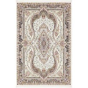 200cm x 305cm Tabriz Design Rug