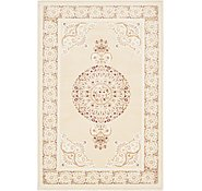 Link to 6' 3 x 9' 7 Classic Aubusson Rug