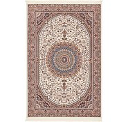 Link to 6' 4 x 9' 8 Tabriz Design Rug