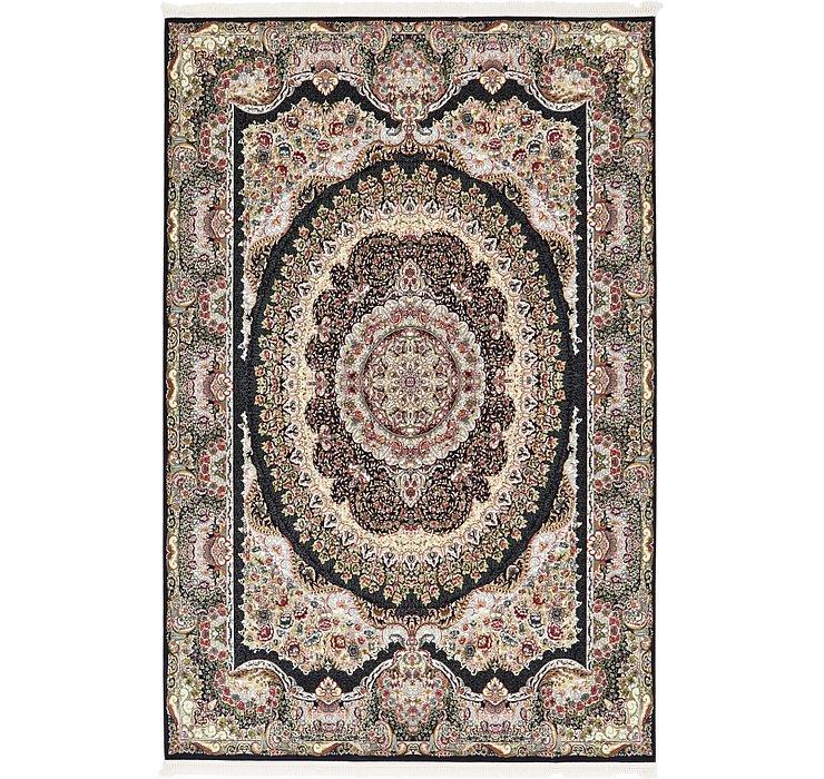 6' 6 x 10' Tabriz Design Rug