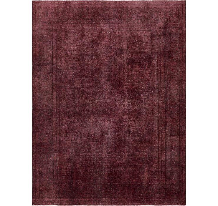 9' 10 x 13' 2 Ultra Vintage Persian Rug
