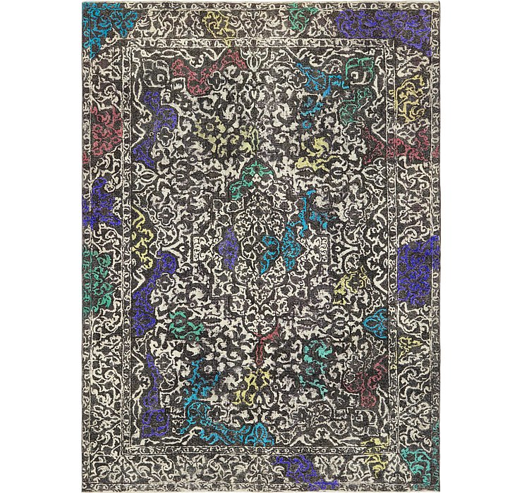 9' 3 x 13' Ultra Vintage Persian Rug