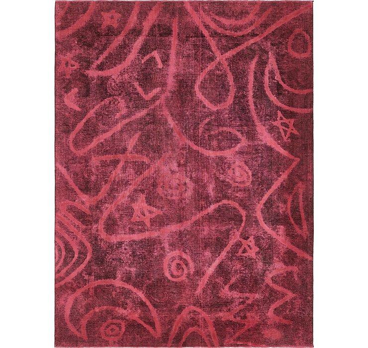 9' 4 x 12' 10 Ultra Vintage Persian Rug